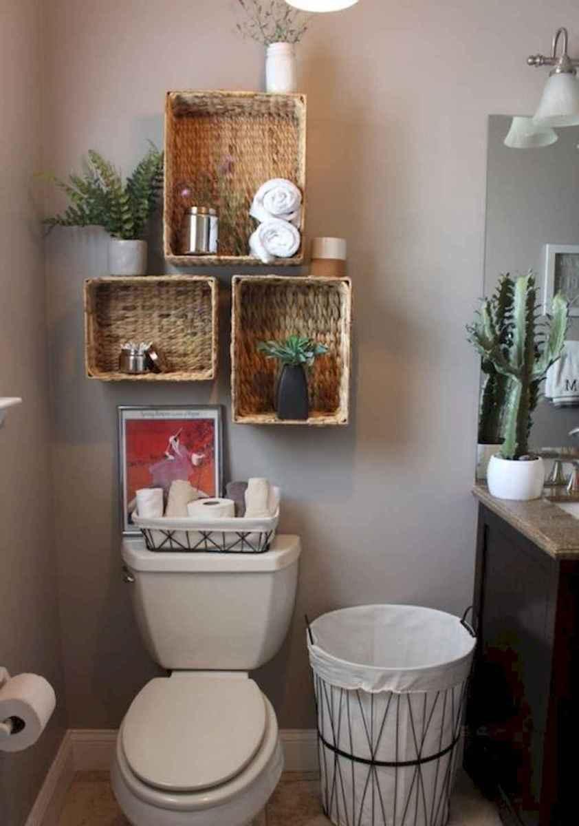 35 Smart Small Bathroom Storage Organization and Tips Ideas