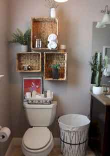 35 Smart Small Bathroom Storage Organization and Tips Ideas