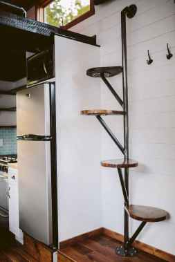 38 Clever Loft Stair Design for Tiny House Ideas