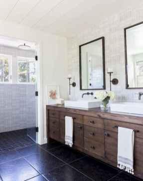38 Modern Farmhouse Master Bathroom Remodel Ideas