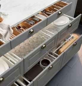 39 Brilliant Kitchen Cabinet Organization and Tips Ideas