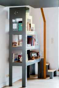 39 Clever Loft Stair Design for Tiny House Ideas