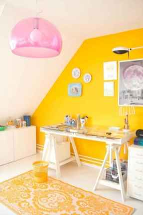 39 Modern Home Decor with Yellow Colour Accent