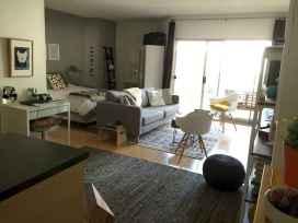 41 Clever Studio Apartment Decorating ideas