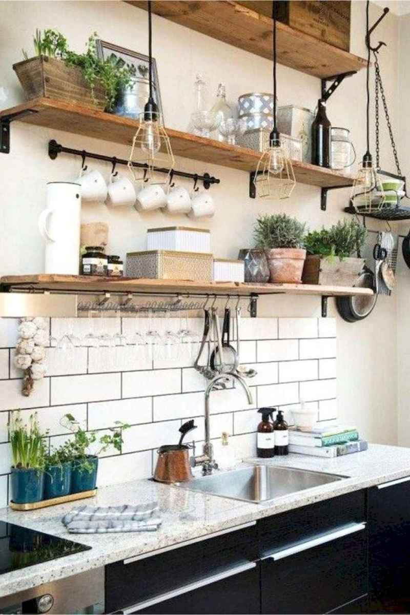 41 Tiny House Kitchen Storage Organization and Tips Ideas