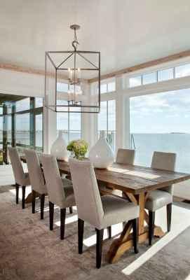 42 Beautiful Farmhouse Dining Room Table Design Ideas