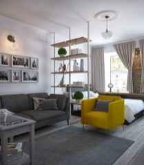 42 Clever Studio Apartment Decorating ideas