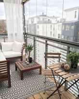 43 Cozy Apartment Balcony Decorating Ideas
