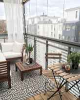 43 Cozy Apartment Balcony Decorating Ideas