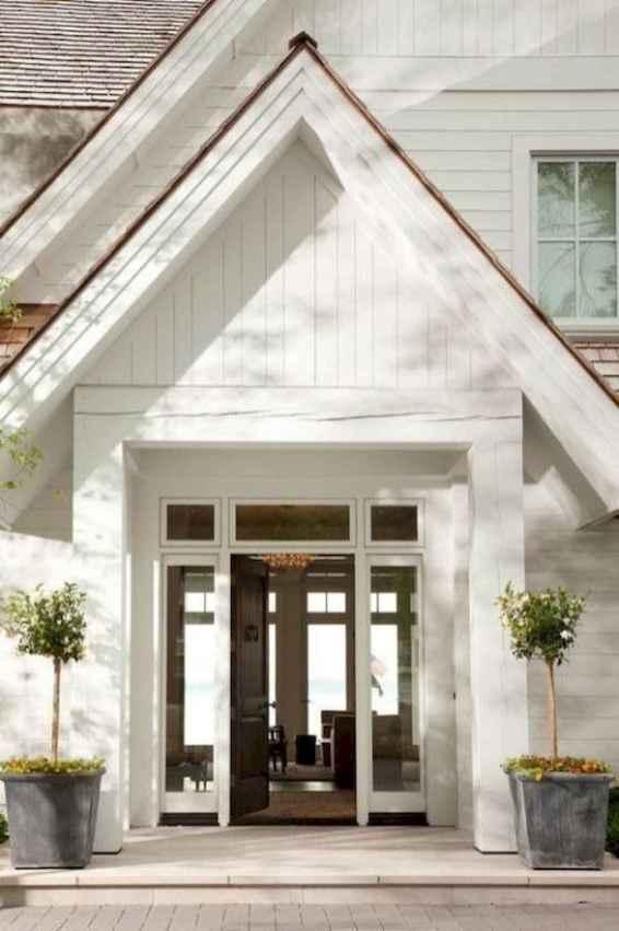 44 Awesome Modern Farmhouse Exterior Design Ideas