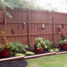 45 DIY Backyard Privacy Fence Design Ideas on A Budget