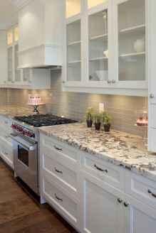 45 White Kitchen Cabinet Design Ideas