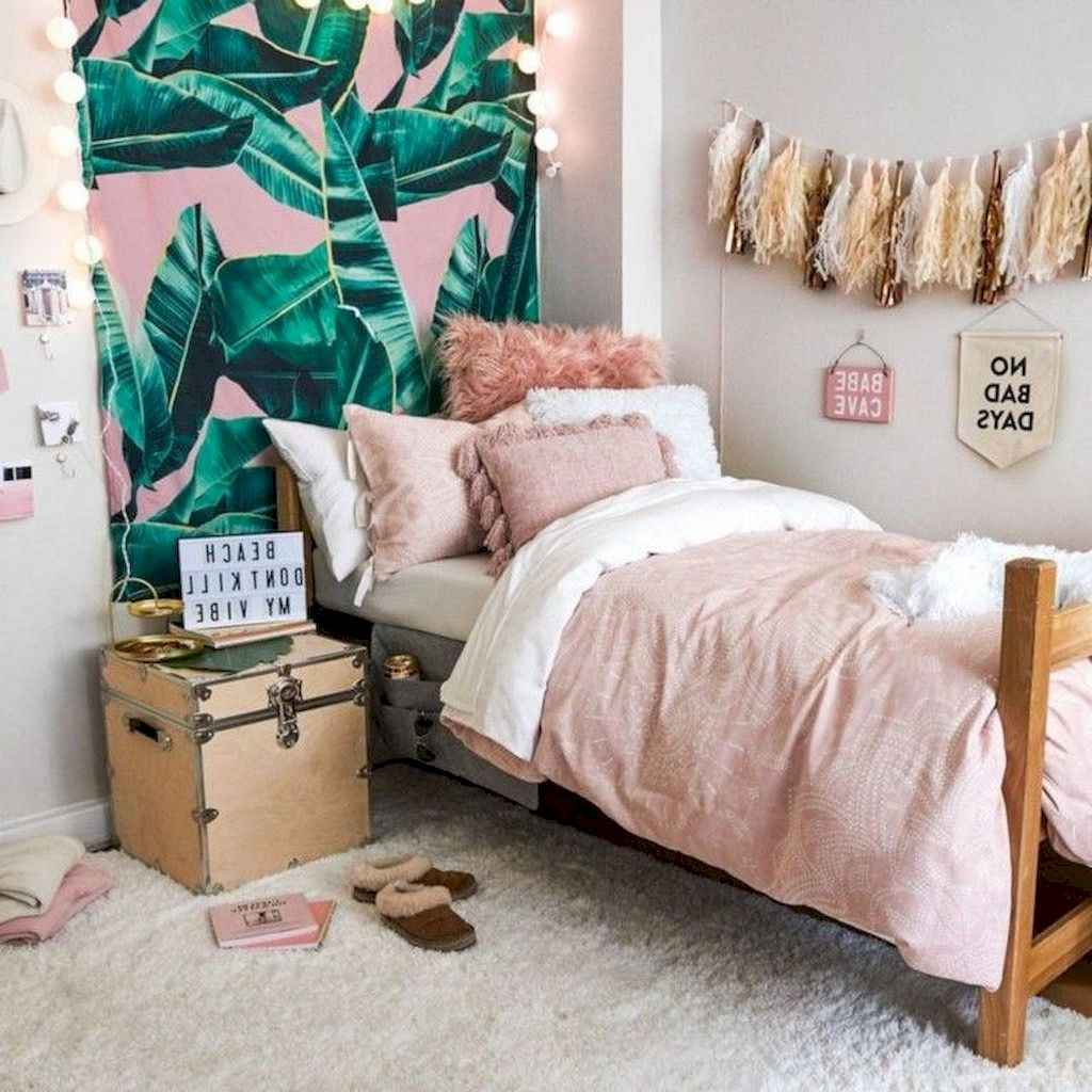 46 Cute Dorm Room Decorating Ideas on A Budget