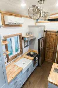 46 Tiny House Kitchen Storage Organization and Tips Ideas