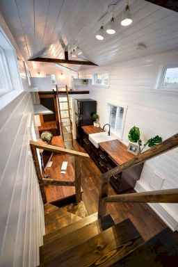 47 Clever Loft Stair Design for Tiny House Ideas