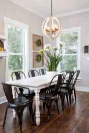 49 Beautiful Farmhouse Dining Room Table Design Ideas