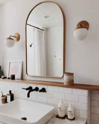 49 Smart Small Bathroom Storage Organization and Tips Ideas