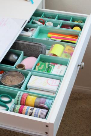 53 Genius Dorm Room Organization Ideas