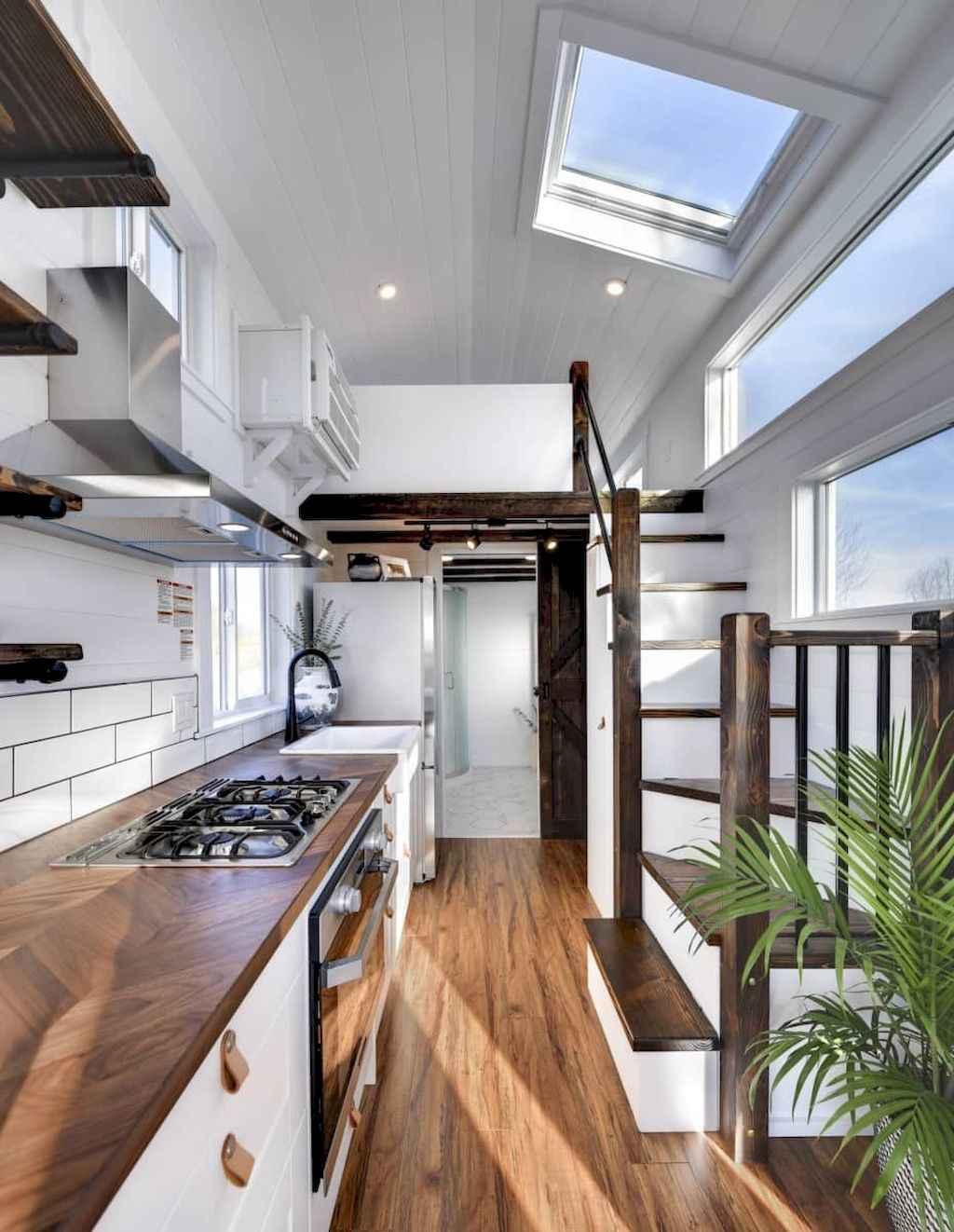 53 Tiny House Kitchen Storage Organization and Tips Ideas