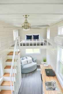 54 Cool Tiny House Interior Design Ideas