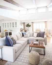 55 Beautiful Coastal Living Room Decor Ideas