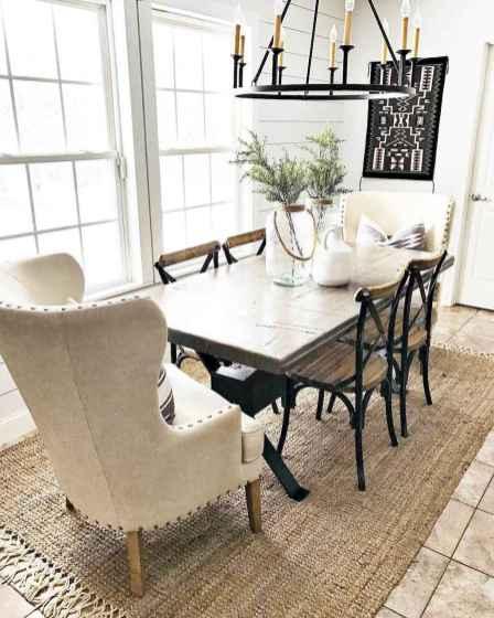 55 Beautiful Farmhouse Dining Room Table Design Ideas