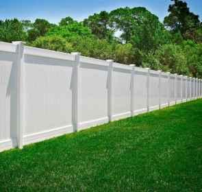 55 DIY Backyard Privacy Fence Design Ideas on A Budget