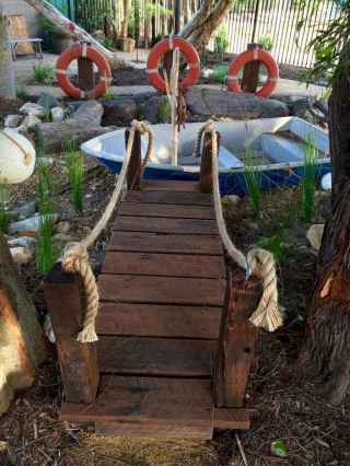 56 Exciting Small Backyard Playground Kids Design Ideas