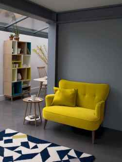 57 Beautiful Yellow Sofa for Living Room Decor Ideas