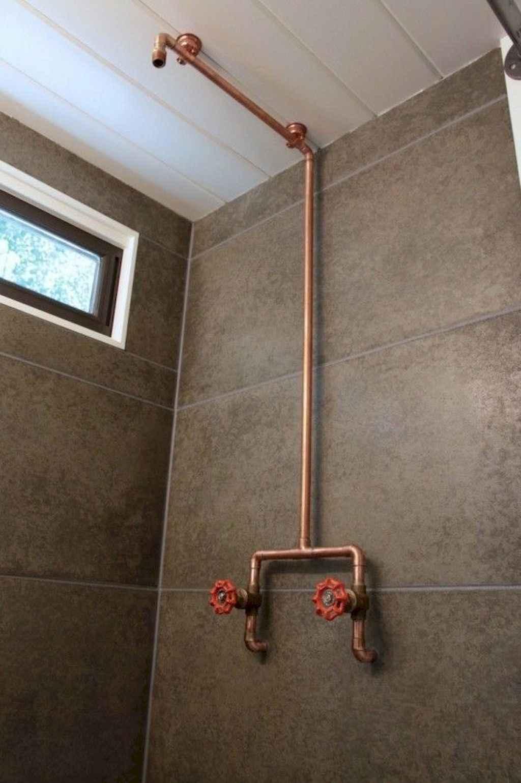 57 Genius Tiny House Bathroom Shower Design Ideas