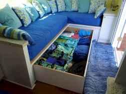 58 Space Saving Tiny House Storage Organization and Tips Ideas