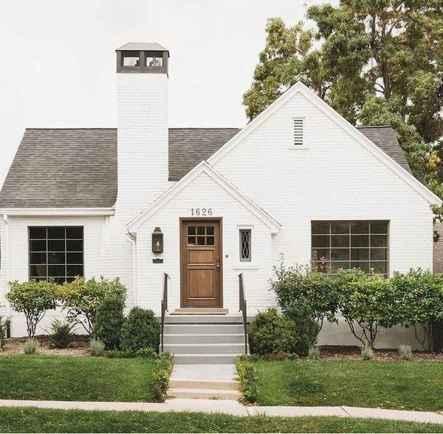 59 Awesome Modern Farmhouse Exterior Design Ideas