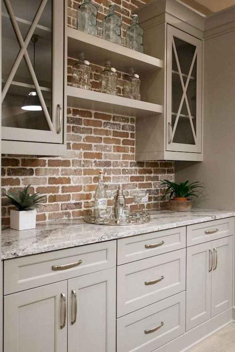 59 Beautiful Farmhouse Kitchen Backsplash Design Ideas