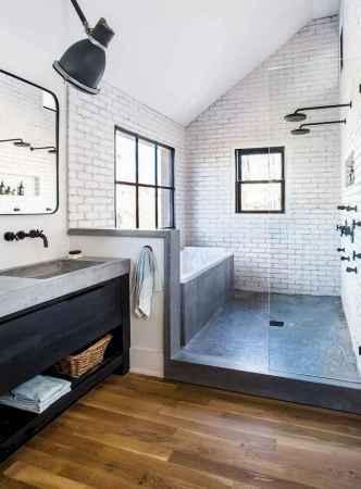 60 Modern Farmhouse Master Bathroom Remodel Ideas
