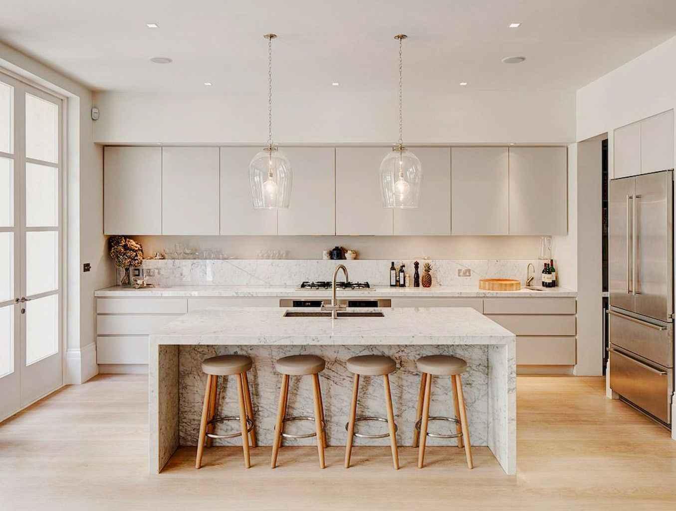 62 White Kitchen Cabinet Design Ideas