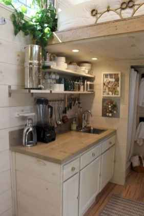 63 Tiny House Kitchen Storage Organization and Tips Ideas