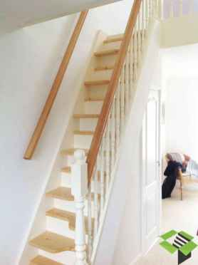 64 Clever Loft Stair Design for Tiny House Ideas