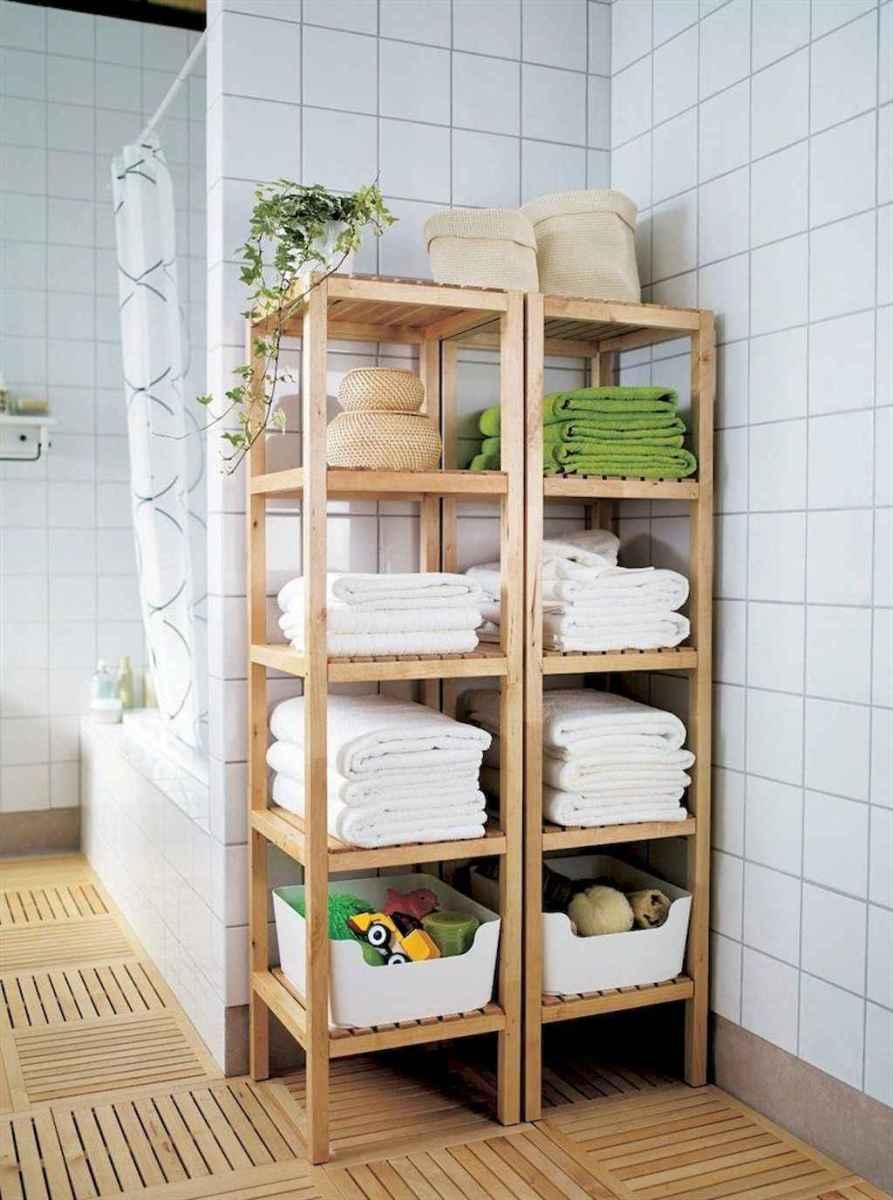 64 Smart Small Bathroom Storage Organization and Tips Ideas