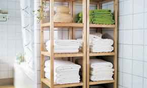 64 Smart Small Bathroom Storage Organization and Tips Ideas