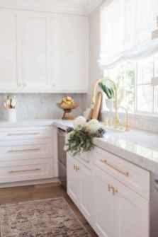 65 White Kitchen Cabinet Design Ideas