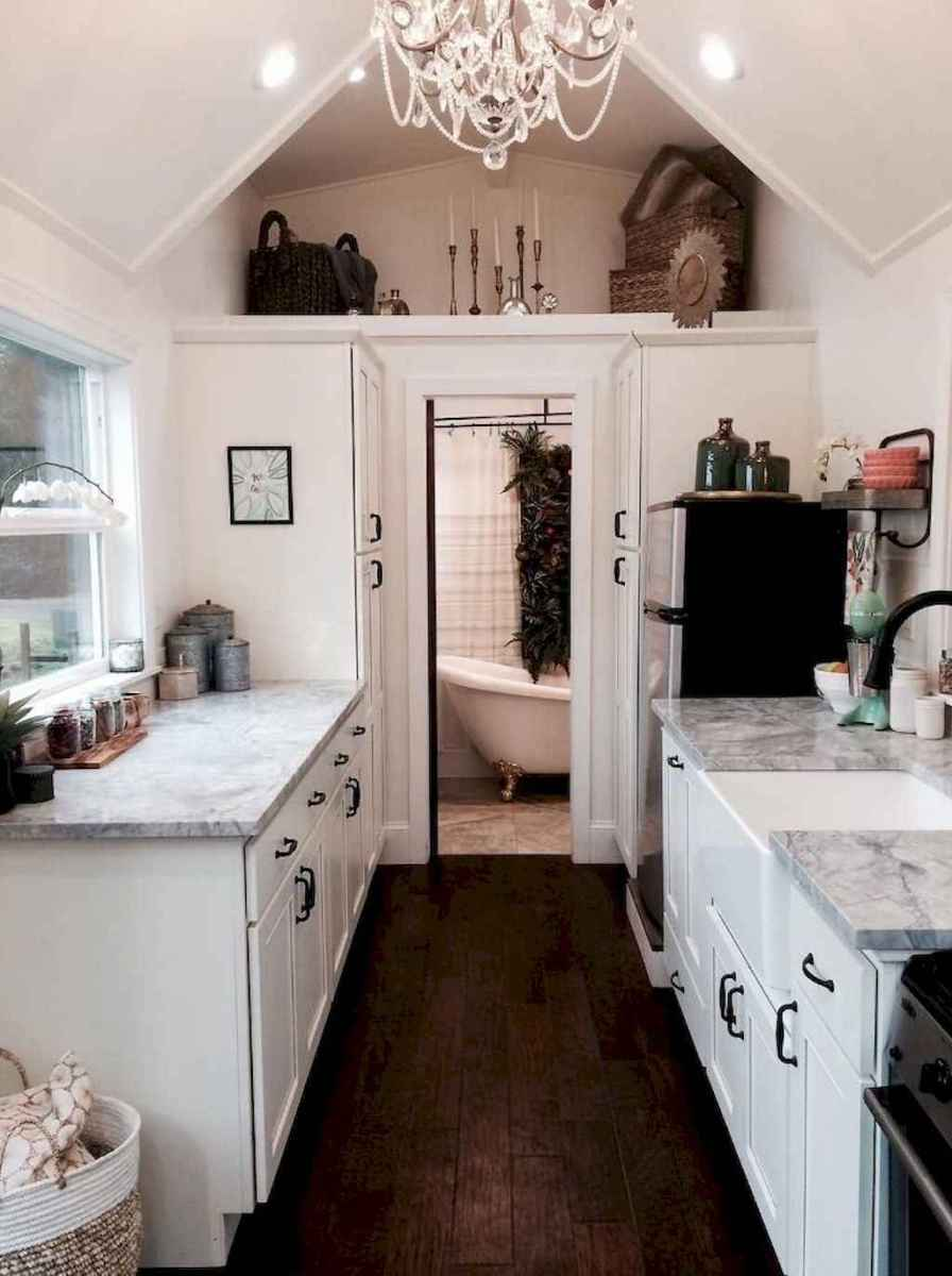 68 Tiny House Kitchen Storage Organization and Tips Ideas