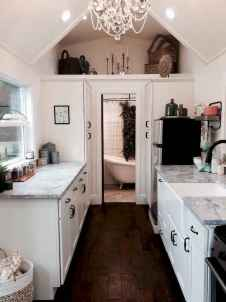 68 Tiny House Kitchen Storage Organization and Tips Ideas