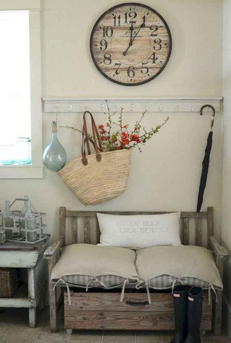 03 Inspiring Farmhouse Entryway Decor Ideas