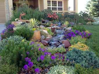 05 Awesome Front Yard Rock Garden Landscaping Ideas
