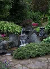 05 Unique Backyard Garden Water Feature Landscaping Ideas