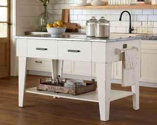 07 Functional Farmhouse Kitchen Island Design Ideas
