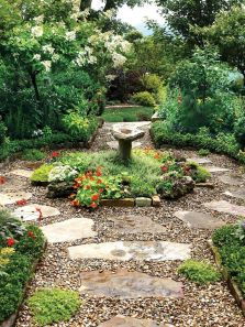 08 Fabulous Garden Path and Walkway for Front and Backyard Ideas