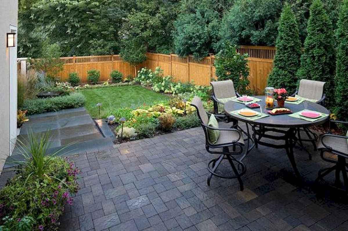 09 Small Backyard Garden Landscaping Ideas