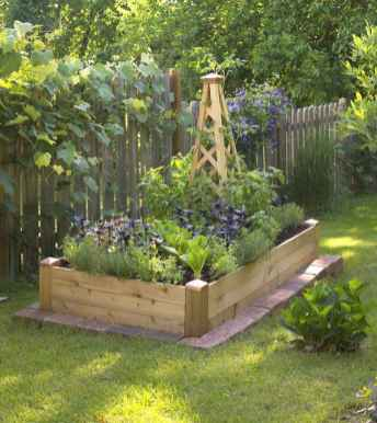 11 Easy DIY Raised Garden Bed Design Front and Backyard Landscaping Ideas