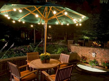 13 Easy and Creative DIY Outdoor Lighting Ideas